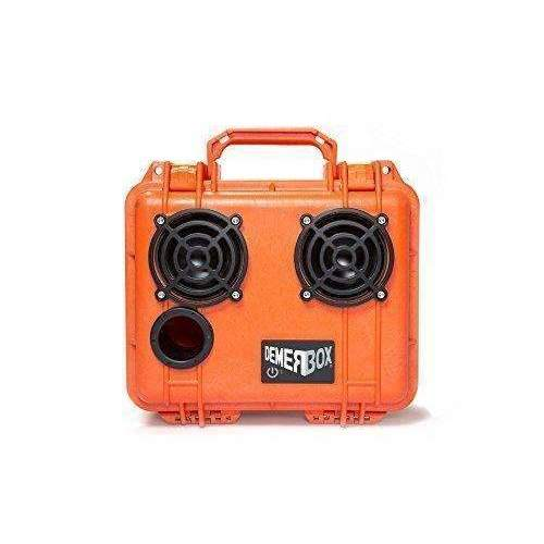 Demerbox Portable Bluetooth Speaker Haast Orange 2 Speaker Model: Electronics Accessories & Supplies- Shop MIXXCI