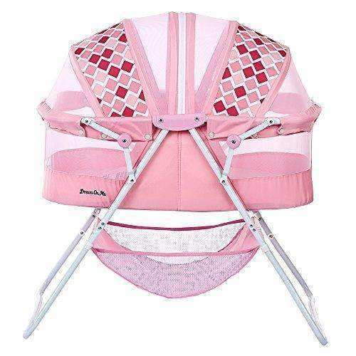 Dream On Me Karley Bassinet, Rose: Bassinet- Shop MIXXCI