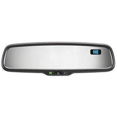 Gentex 50-Genk5Am Auto-Dimming Rear View Mirror With Compass: New- Shop MIXXCI
