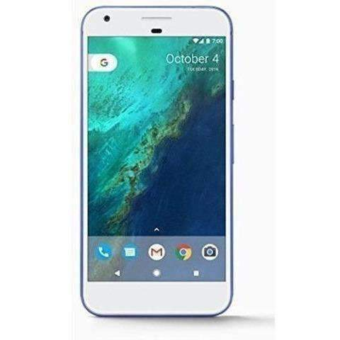 Google Pixel Xl Phone 32Gb - 5.5 Inch Display ( Factory Unlocked Us Version ) (Really Blue): Cell Phones- Shop MIXXCI