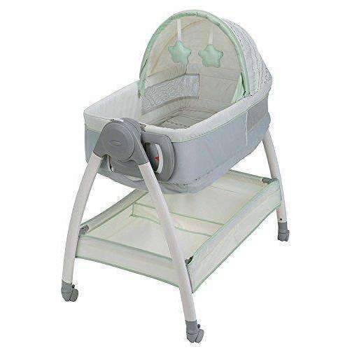 Graco Dream Suite Bassinet, Mason, One Size: Bassinet- Shop MIXXCI