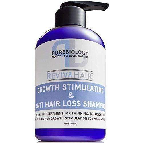 Hair Growth Stimulating Shampoo (Unisex) With Biotin, Keratin & Breakthrough Anti Hair Loss Complex - For Men & Women: Hair Care Products- Shop MIXXCI
