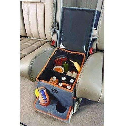High Road Kids Car Seat Cooler And Back Seat Organizer With Snack & Play Tray: New- Shop MIXXCI