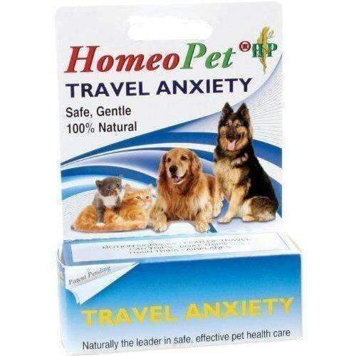 Homeopet Travel Anxiety 15Ml Bottle: New- Shop MIXXCI