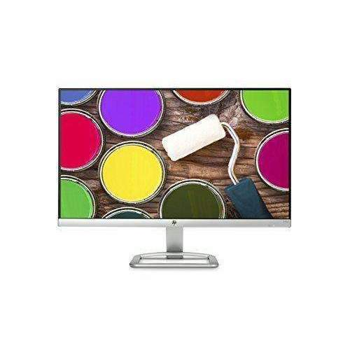 Hp 23.8-Inch Fhd Monitor With Built-In Audio (24Ea, White): Computer Monitors- Shop MIXXCI
