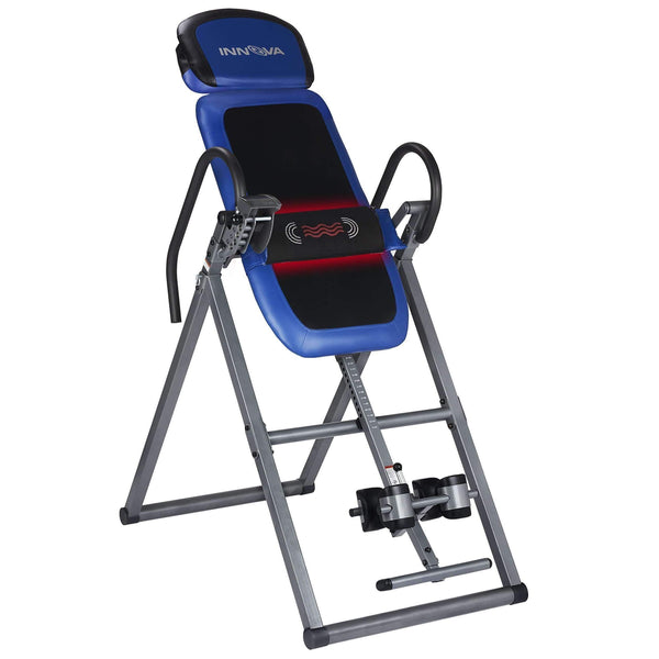 Innova Itm4800 Advanced Heat And Massage Therapeutic Inversion Table: Strength Training Equipment- Shop MIXXCI