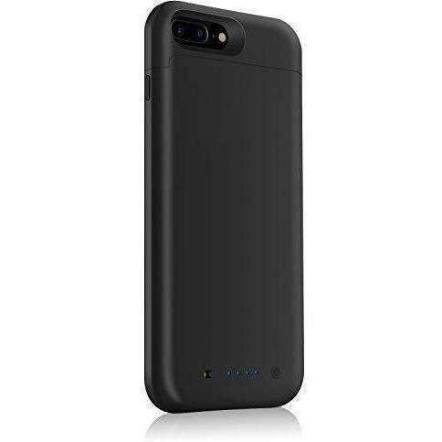 Iphone 7 Plus Battery Case 7000Mah Capacity Extended Battery Power Charger For Iphone 7Plus (5.5Inch) 4 Led Indication Ultra Slim Portable Charging Cover - Black: New- Shop MIXXCI