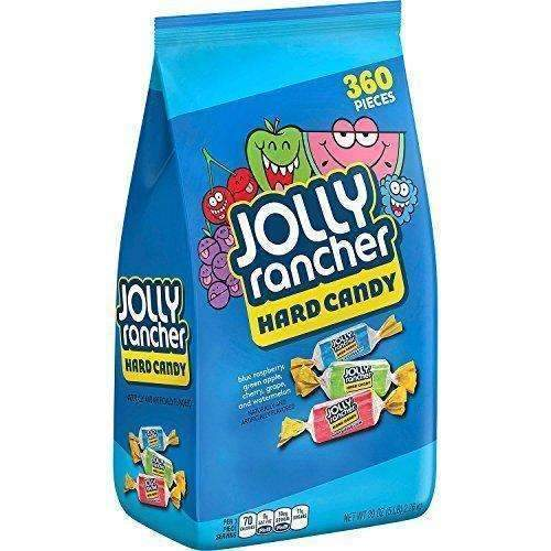 Jolly Rancher Hard Candy, Assorted, 5 Pound Bulk Easter Candy (About 360 Pieces): Grocery & Gourmet Food- Shop MIXXCI