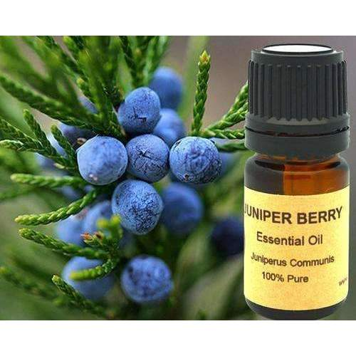 Juniper Berry Essential Oil 5Ml, 10 Ml Or 15 Ml: Aromatherapy- Shop MIXXCI