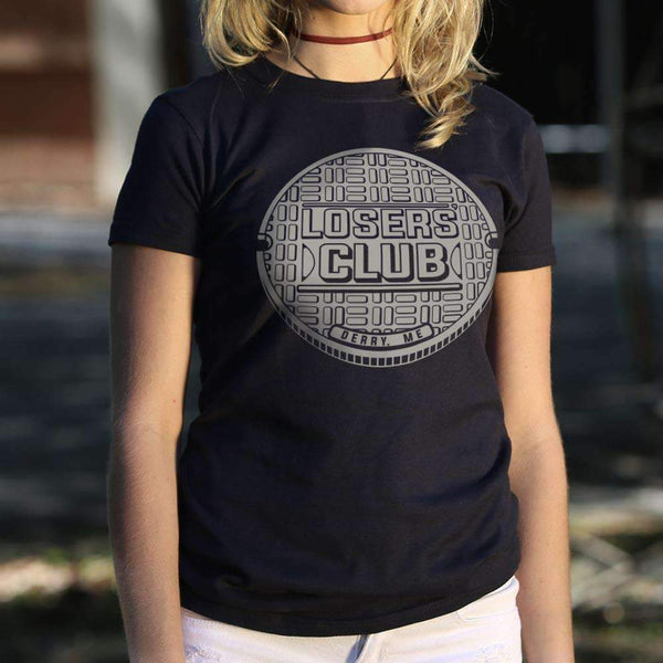 Ladies Losers' Club T-Shirt: T-Shirt- Shop MIXXCI