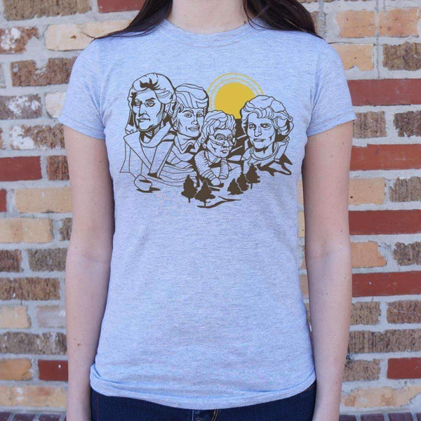 Ladies Mount Goldmore T-Shirt: T-Shirt- Shop MIXXCI