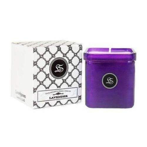 Lavender Soy Candle: Candles- Shop MIXXCI