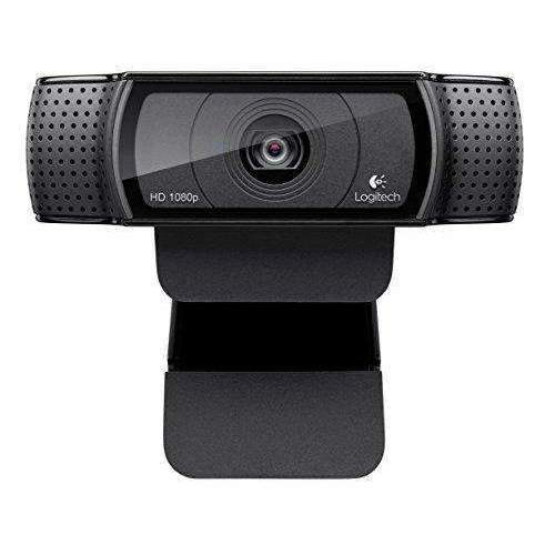 Logitech Hd Pro Webcam C920, Widescreen Video Calling And Recording, 1080P Camera, Desktop Or Laptop Webcam: Electronics Accessories & Supplies- Shop MIXXCI