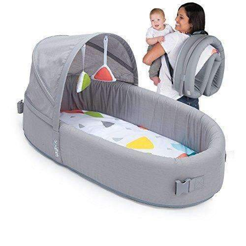 Lulyboo Bassinet To Go Metro: Bassinet- Shop MIXXCI