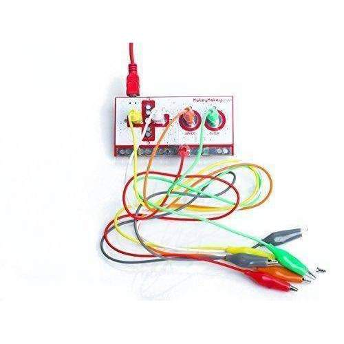 Makey Makey - An Invention Kit For Everyone: Hobbies- Shop MIXXCI