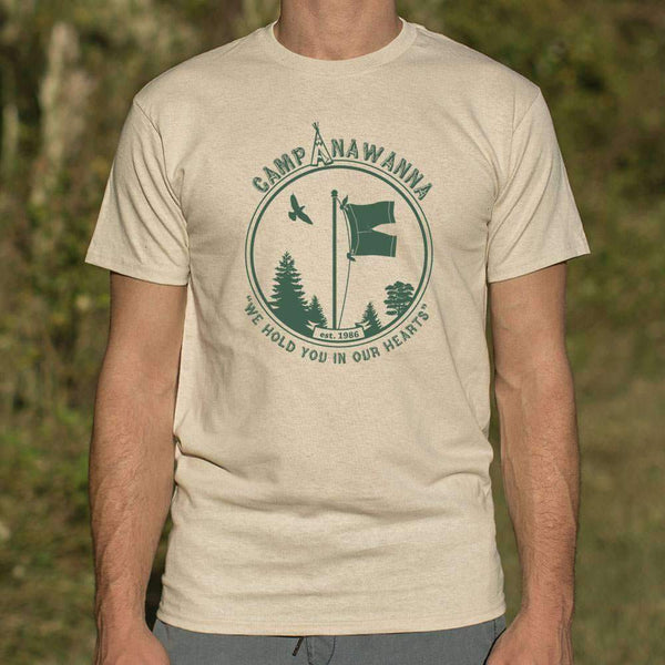 Mens Camp Anawanna T-Shirt: T-Shirt- Shop MIXXCI