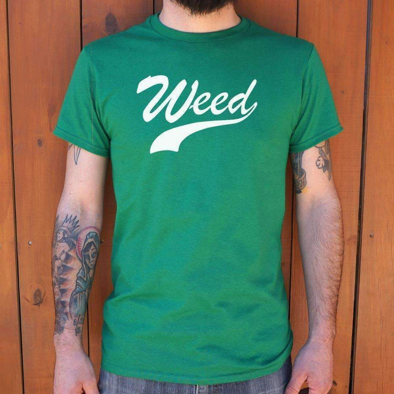 Mens Weed T-Shirt: T-Shirt- Shop MIXXCI