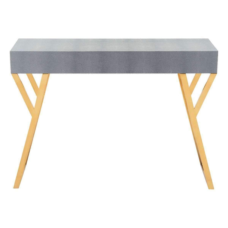 Modern Asti Console Table Gray: Living Room Furniture- Shop MIXXCI