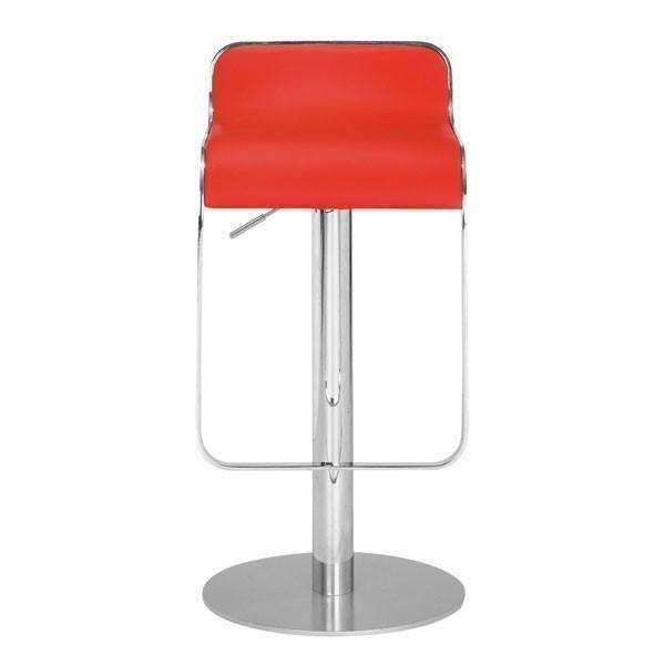 Modern Equino Barstool Red: Living Room Furniture- Shop MIXXCI
