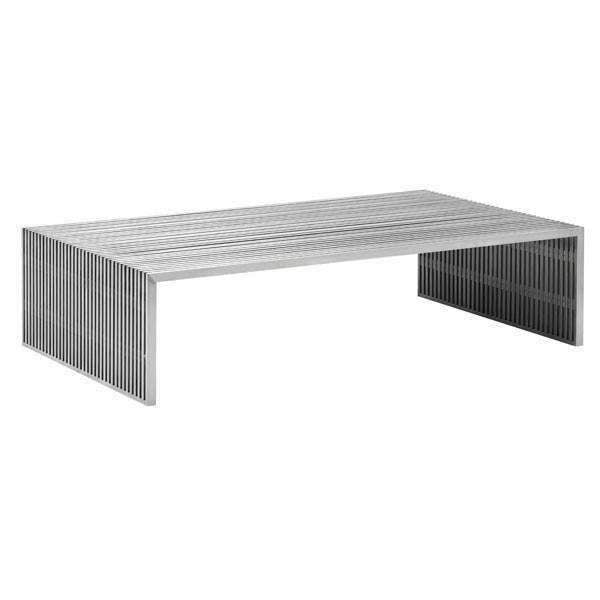 Modern Novel Long Coffee Table, Default Title: Living Room Furniture- Shop MIXXCI