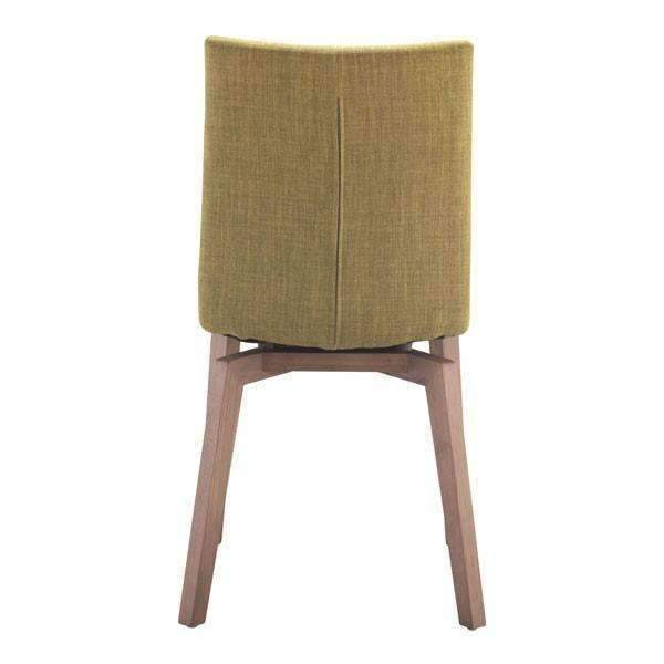 Modern Orebro Dining Chair Pea (Set of 2): Living Room Furniture- Shop MIXXCI