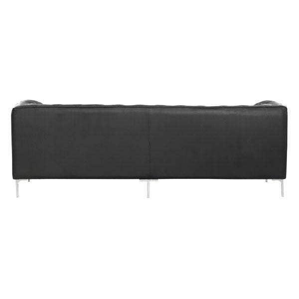 Modern Providence Sofa Black: Living Room Furniture- Shop MIXXCI
