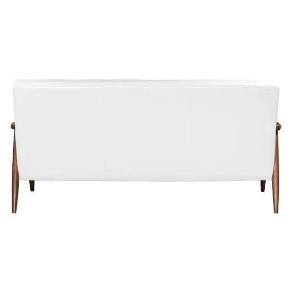 Modern Rocky Sofa White: Living Room Furniture- Shop MIXXCI