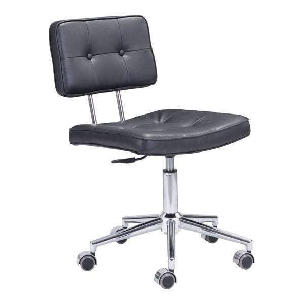 Modern Series Office Chair Black, Default Title: Living Room Furniture- Shop MIXXCI