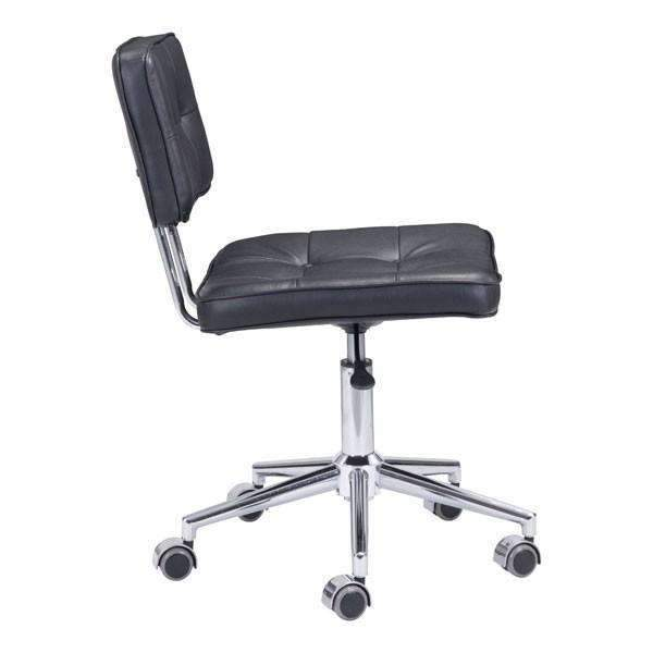 Modern Series Office Chair Black: Living Room Furniture- Shop MIXXCI