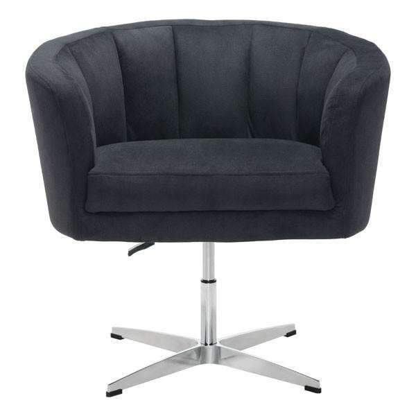 Modern Wilshire Occasional Chair Black: Living Room Furniture- Shop MIXXCI