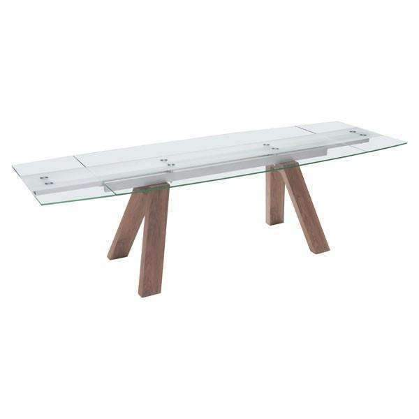 Modern Wonder Extension Table, Default Title: Living Room Furniture- Shop MIXXCI