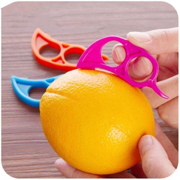 Mouse Shaped Citrus Peeler: Kitchen & Dining- Shop MIXXCI