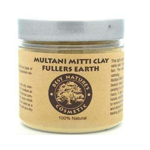 Multani Mitti (Fullers Earth) Clay For Skin Impurities: Facial- Shop MIXXCI