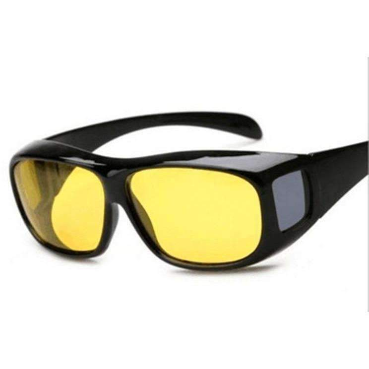 Multi-Function Night Vision Goggles, Yellow: sunglasses- Shop MIXXCI
