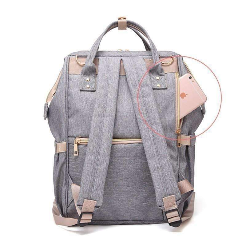 Multi-Functional Fashion Mommy Bag: Bags- Shop MIXXCI