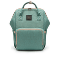 Multi-Functional Fashion Mommy Bag, Green: Bags- Shop MIXXCI