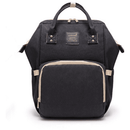 Multi-Functional Fashion Mommy Bag, Black: Bags- Shop MIXXCI
