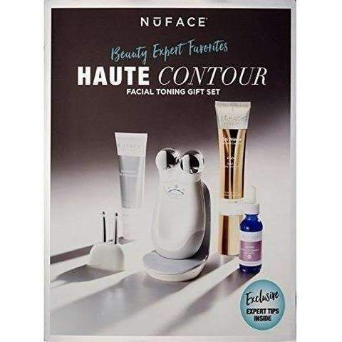 Nuface Haute Contour Facial Toning Gift Set: Tools & Brushes- Shop MIXXCI