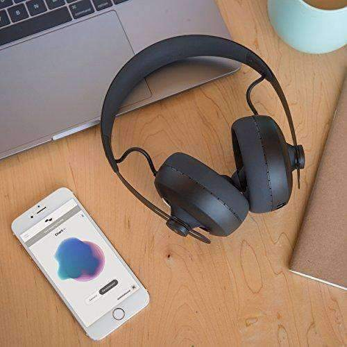 Nuraphone By Nura, Headphones That Learn And Adapt To Your Unique Hearing, Your Perfect Sound With Ultimate Comfort Utilizing Tesla Cooling, Biocompatible Silicone And Dual-Layer Noise Isolation: Audio Headphones- Shop MIXXCI
