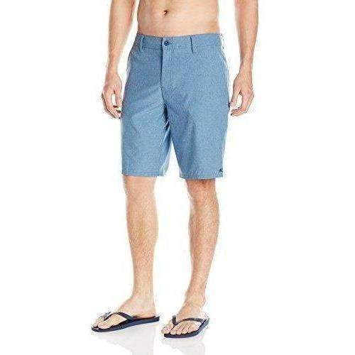 O'Neill Men'S Loaded Quick Dry Stretch Hybrid Boardshort, Heather Blue, 34: New- Shop MIXXCI