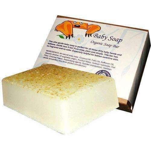 Organic Unscented Soap Bar For Sensitive Skin, For: Body Cleansers- Shop MIXXCI