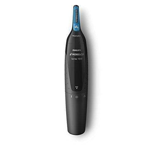 Philips Norelco Nose Trimmer 1500, Nt1500/49, With 3 Pieces For Nose, Ears And Eyebrows: Mens Shaving & Hair Removal- Shop MIXXCI