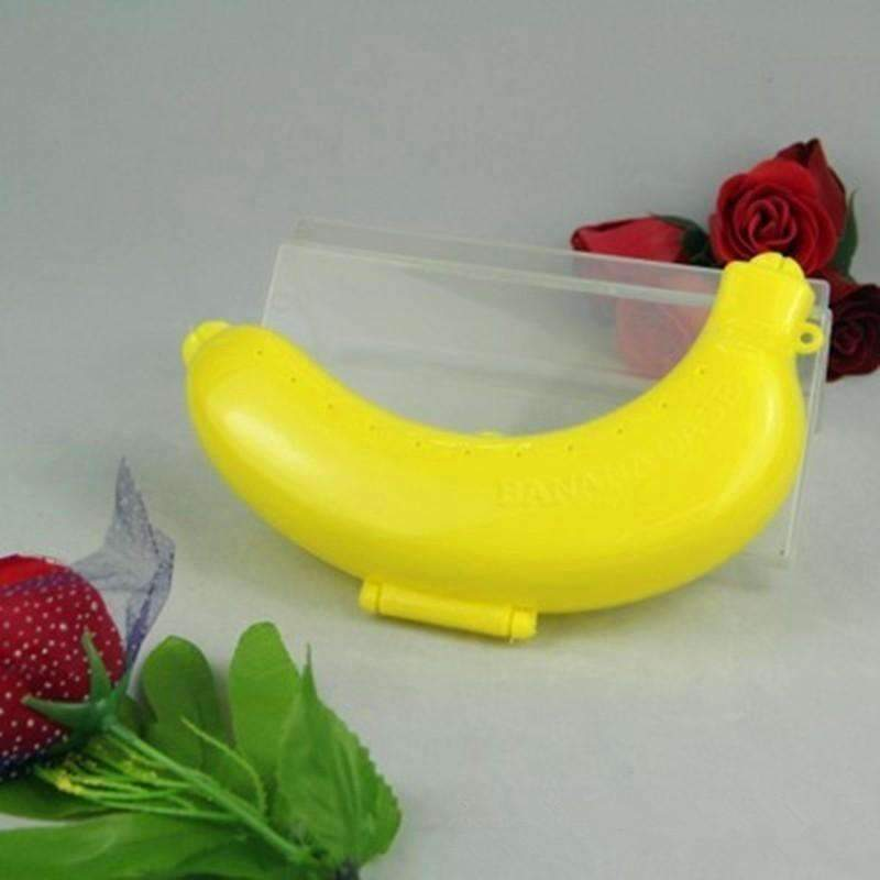 Plastic Banana Protection Shell: Kitchen & Dining- Shop MIXXCI