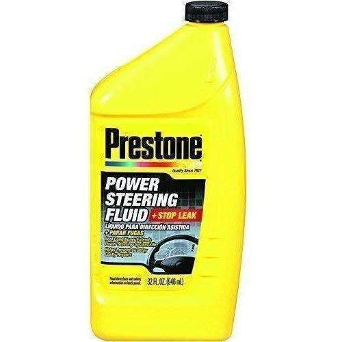 Prestone As263 Power Steering Fluid With Stop Leak - 32 Oz.: New- Shop MIXXCI