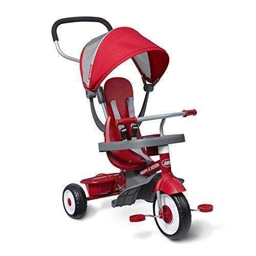 Radio Flyer 4-in-1 Stroll 'N Trike: Kids Tricycles- Shop MIXXCI
