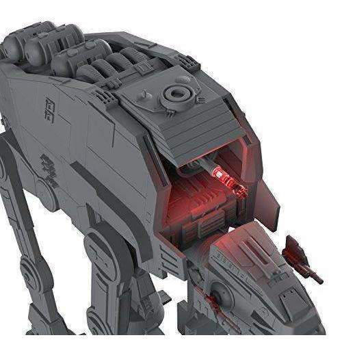 Revell Snaptite Build And Play Star Wars: The Last Jedi! First Order Heavy Assault At-M6 Walker: Hobbies- Shop MIXXCI