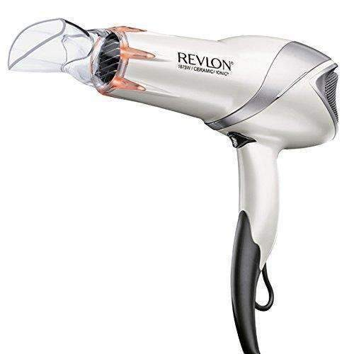 Revlon 1875W Infrared Hair Dryer For Faster Drying & Maximum Shine: Hair Care Products- Shop MIXXCI