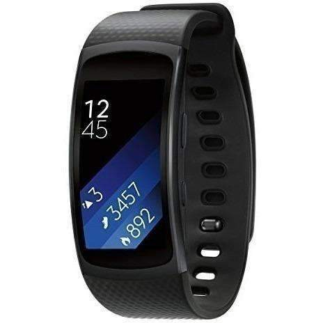 Samsung Gear Fit2- Black, Small: Wearable Technology- Shop MIXXCI
