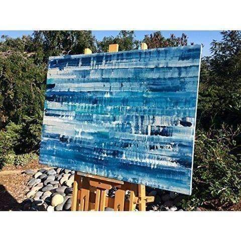 Shibori: Canvas Art- Shop MIXXCI