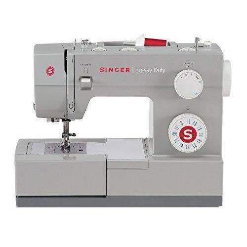 Singer | Heavy Duty 4423 Sewing Machine With 23 Built-In Stitches -12 Decorative Stitches, 60% Stronger Motor & Automatic Needle Threader, Perfect For Sewing All Types Of Fabrics With Ease: Arts, Crafts & Sewing- Shop MIXXCI
